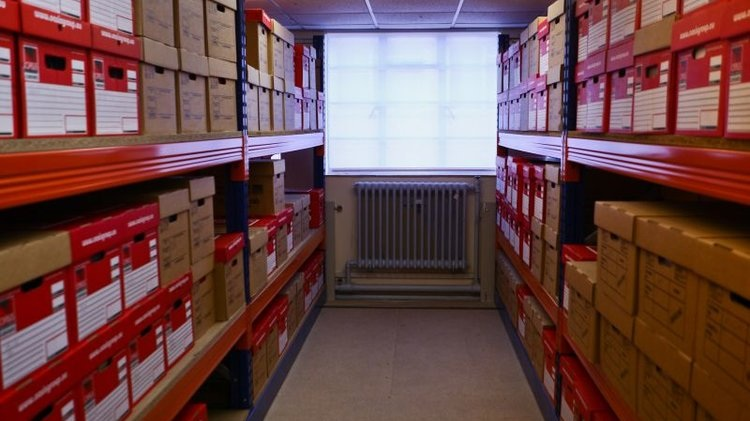 Library and Archive -