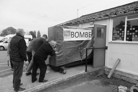Bombe arriving.jpg