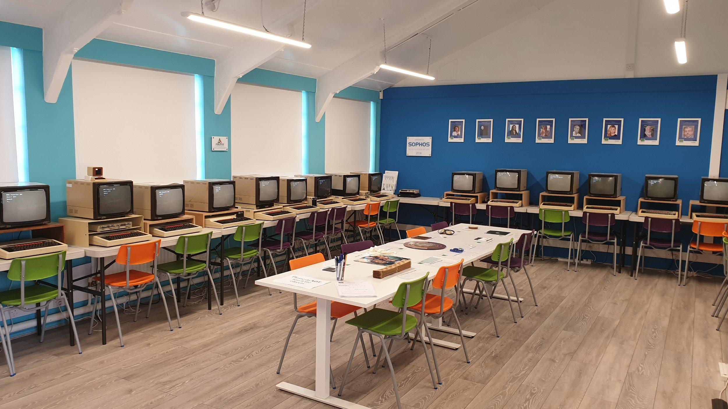 The Classroom -