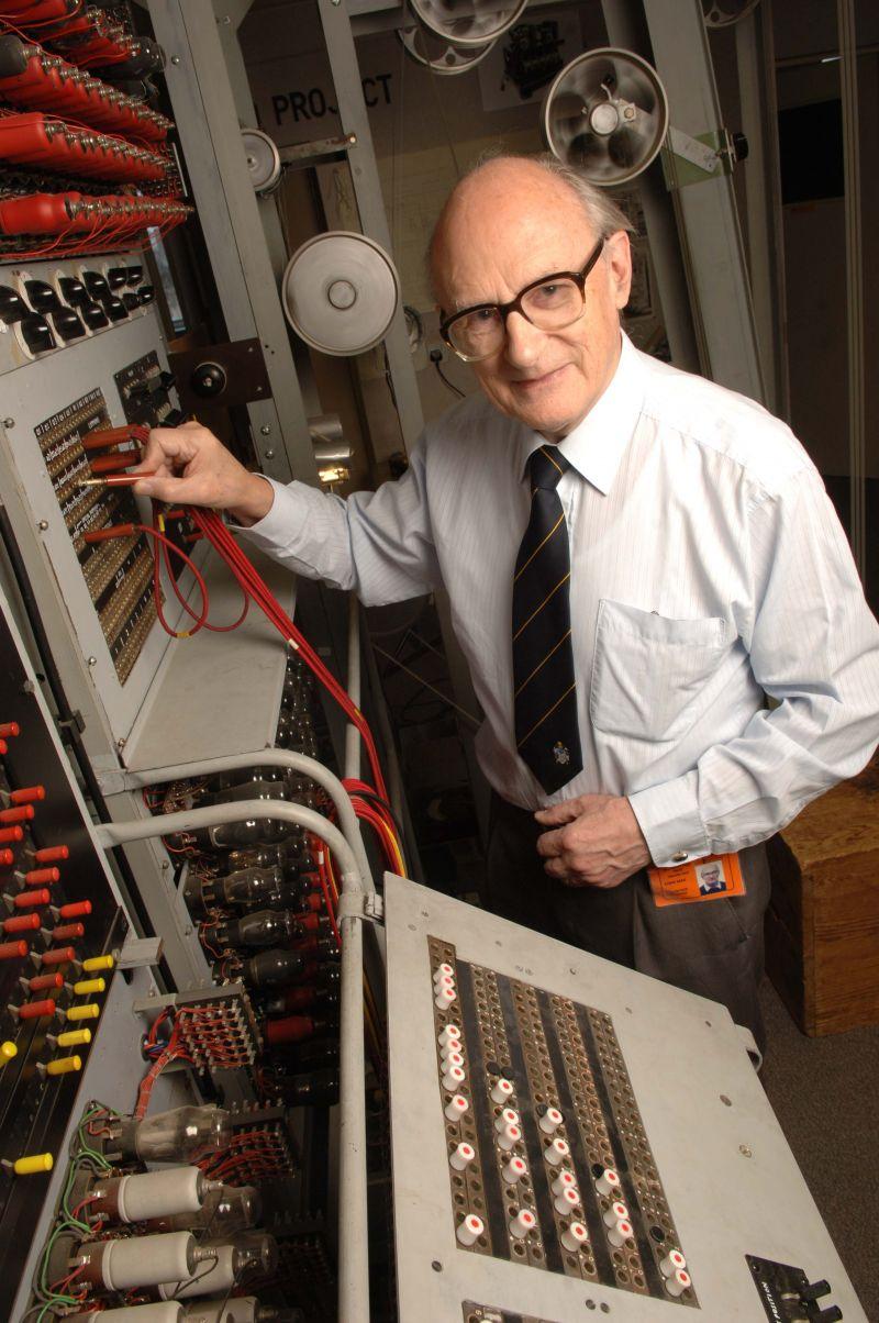 Tony Sale (1931 – 2011)