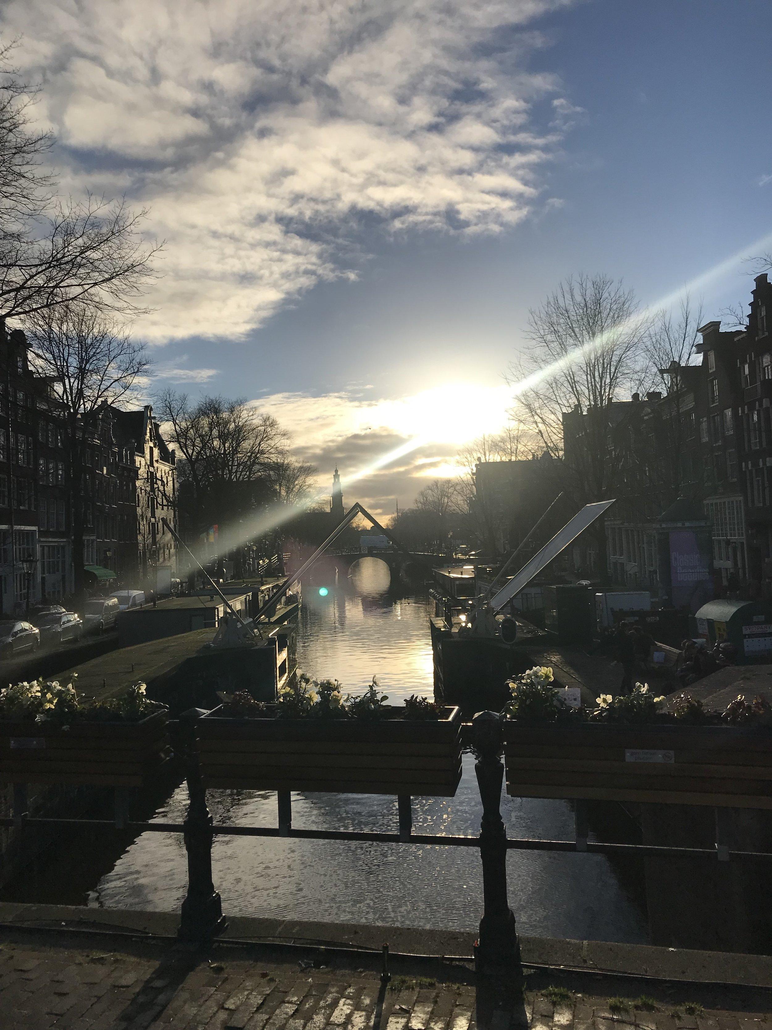 - Favoriete Amsterdam foto