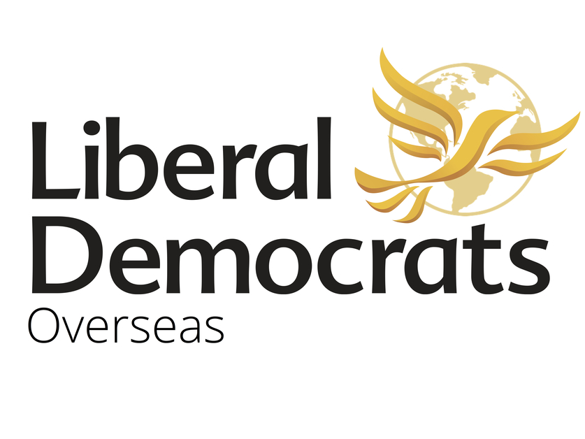 Liberal Democrats Overseas caters for all British people who live away from the UK in a country that is not part of Europe