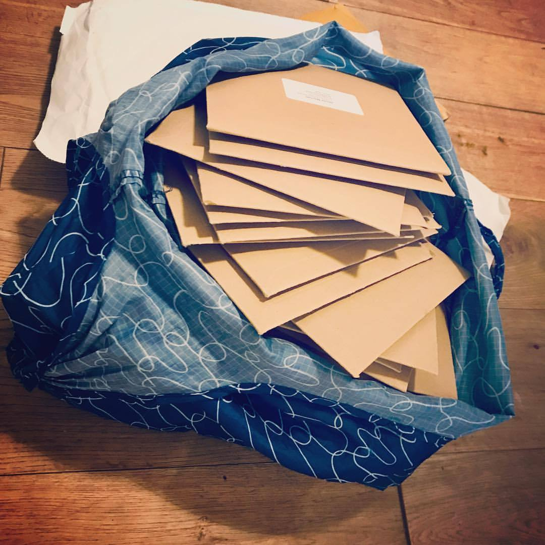 IT'S ALBUM LAUNCH DAY! 🚀🥳 Here are your pre-ordered CDs in my Shetland kitchen this morning 💿 They're off to Japan, the USA, Germany, France, Norway, Ireland, England, Scotland and Shetland. HUGE THANKS for your incredible international support 🙏 🏴 🏴 🇮🇪 🇳🇴 🇫🇷 🇩🇪 🇺🇸 🇯🇵   .  .  .  .  @promoteshetland @shetlandheritage #shetlanddialect #lassestrustinprovidence #clairewhite #robbieleask #shetlandfiddle #shetlandsong #guitar #preorder #albumlaunch #shetlandislands    https://www.instagram.com/p/BrM6BwnAE6r/?utm_source=ig_tumblr_share&igshid=kl0dj4ilpbe0