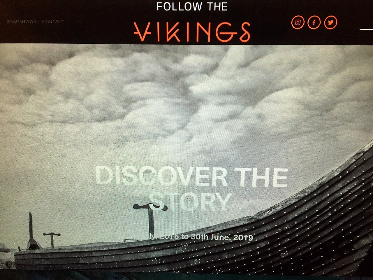 17th October 2017    FOLLOW THE VIKINGS BLOG POST   A blog postabout travelling to Iceland and following in the footsteps of my Viking heroine is now online! Click  hereto read about the search for Aud the Deep-Minded.    Follow the Vikings  is a Shetland project which makes all sorts of interesting international connections. Thank you to Helen Smith of  Shetland Amenity Trust  for inviting me to write this piece.