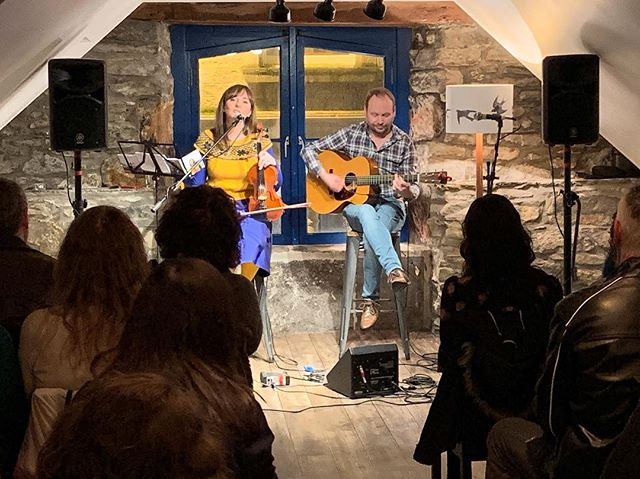 We're playing at Shetland Folk Festival Friday 3rd May in Lerwick's Islesburgh Community Centre 7.30-10pm. SHETLAND CONCERT-STORIES BEHIND THE MUSIC 🎶 Get to know local culture better through tunes, songs, dances and yarns. Featuring #robbieleask and I, @barrydnisbet and Papa Stour Sword Dance plus Shetland Fiddlers' Society. Tickets are still available but selling fast. Come you! 😃 . https://www.shetlandfolkfestival.com/concerts  #shetlandfolkfestival2019 @shetlandfolkfest @promoteshetland @shetlandheritage @tasteofshetland @shetland_arts