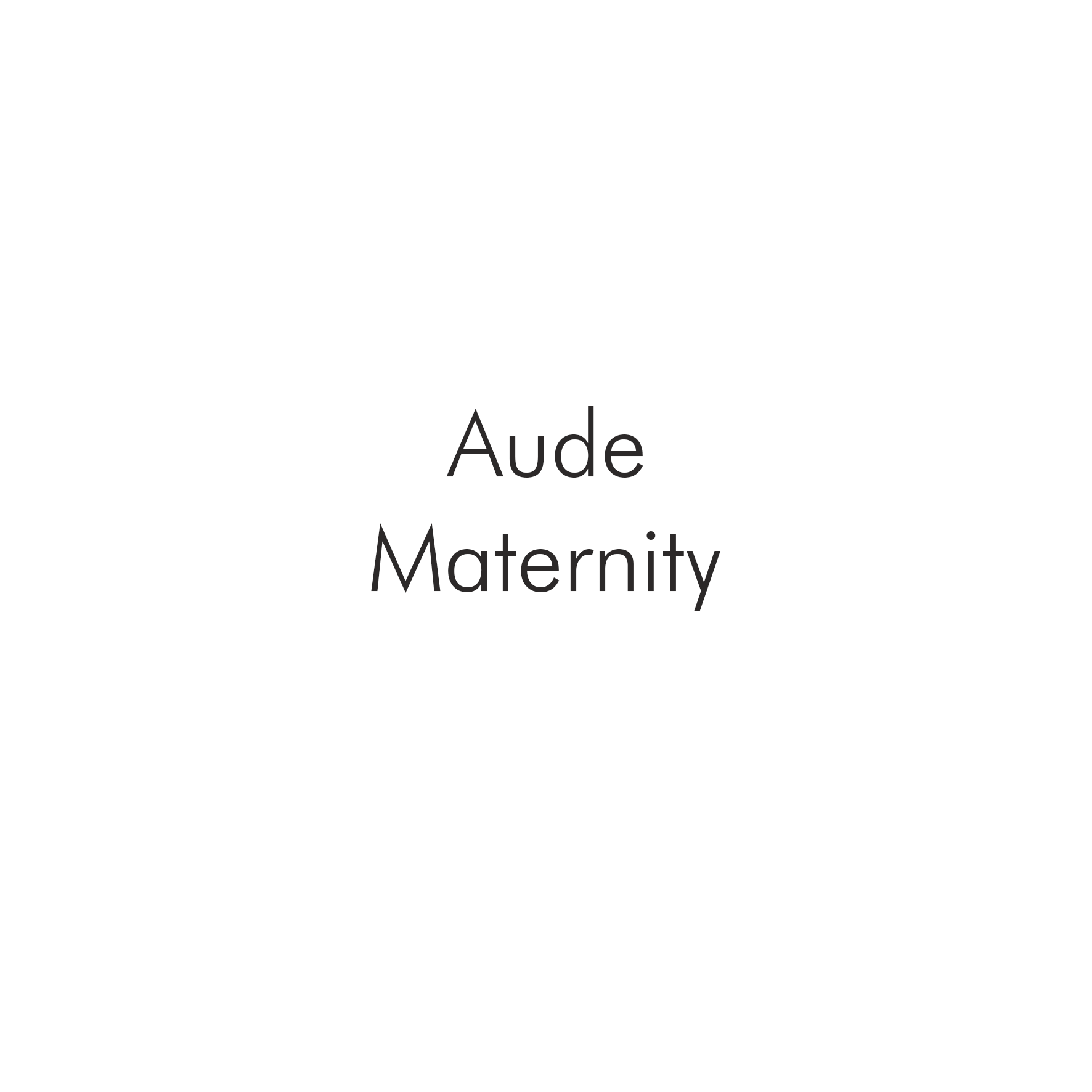 Aude Maternity.png
