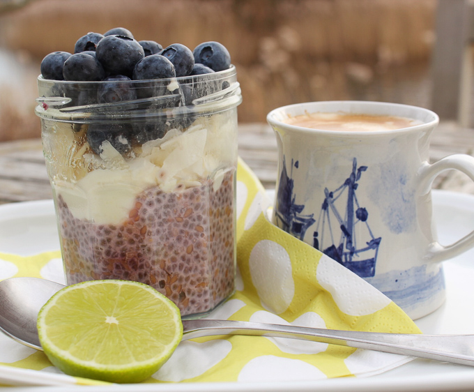 Chia berry pot and coffee.jpg