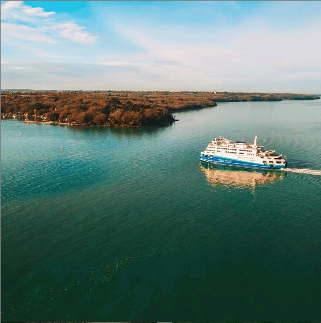 Wightlink ferry discount to The Awakening 8&9June 2019