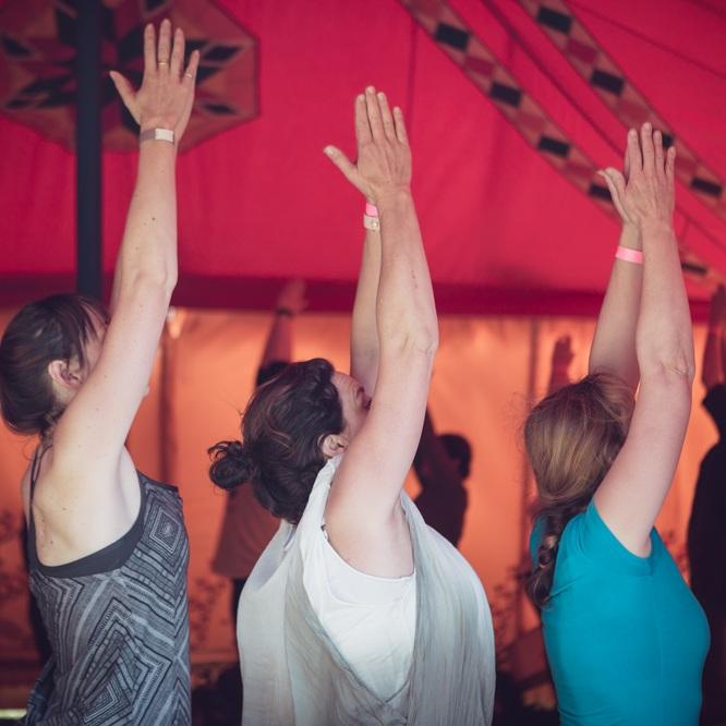 Yoga & Meditation at The Awakening 6 & 7 June 2020