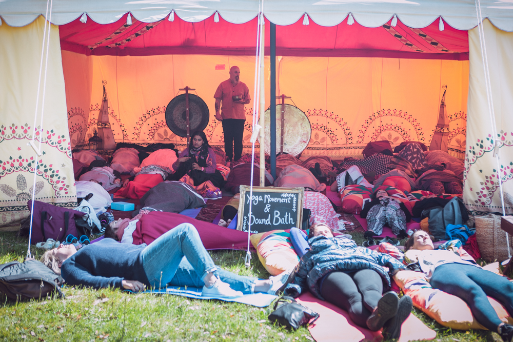 Sound Bath The Awakening 6 & 7 June 2020