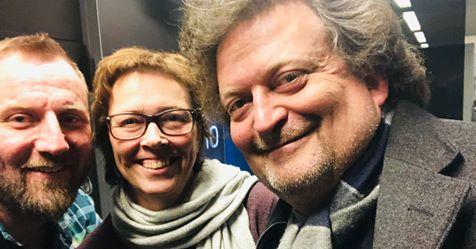 """Foto (c): """"Tyskerne"""" v/ Ingrid Brekke og Kai Schwind"""