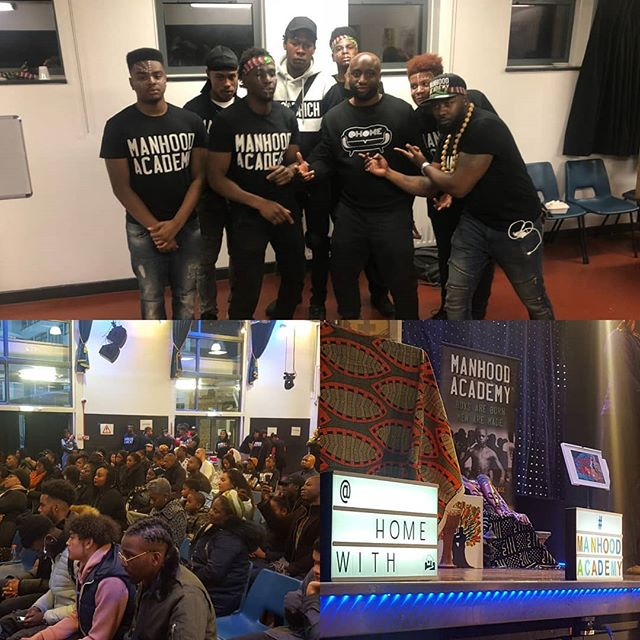What a night 💪🏾🇬🇲✊🏾🎶🎤💛👀 @soulandsoundevents @manhoodacademy