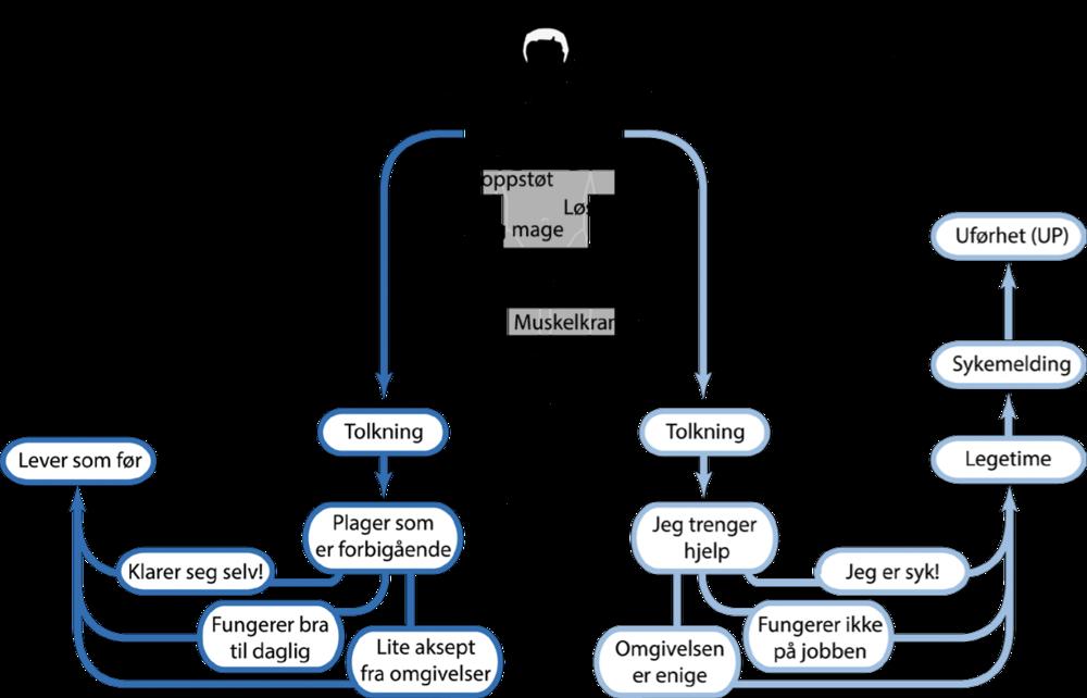 Stress-mestringsmodell
