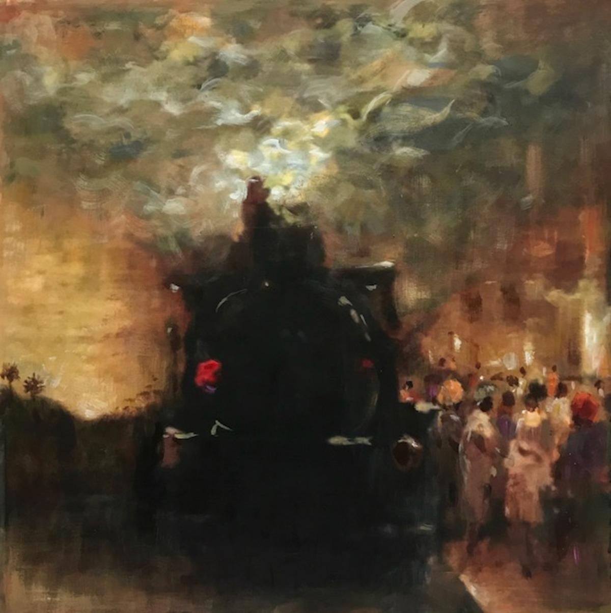 Night train,Deoghar Rajasthan