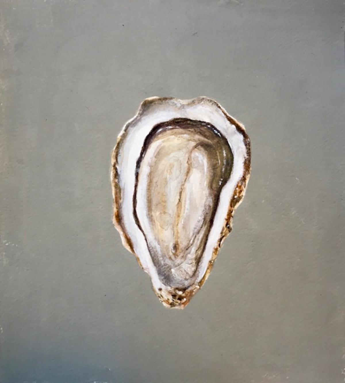 Breton oyster