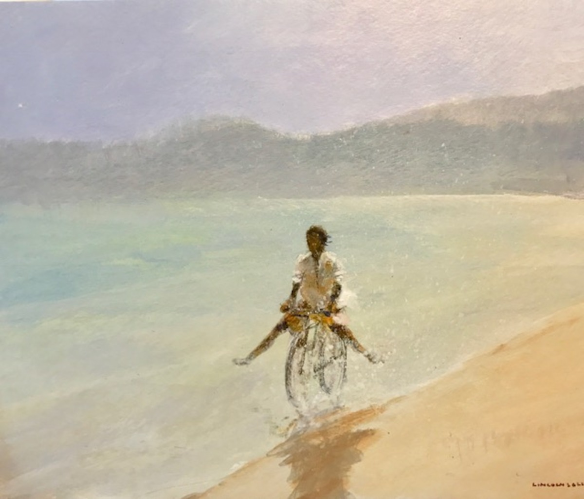 Boy on a bike (1)