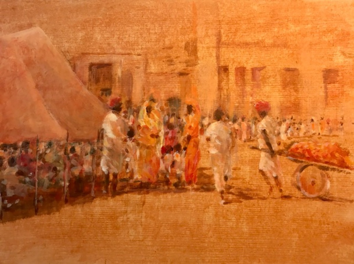 Market, Jaipur