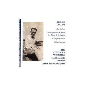 Edward Collins: Piano Concerto