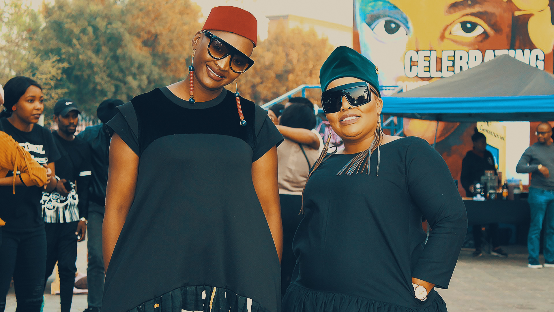 Organisers  at Sharpeville Arts and Craft Market©