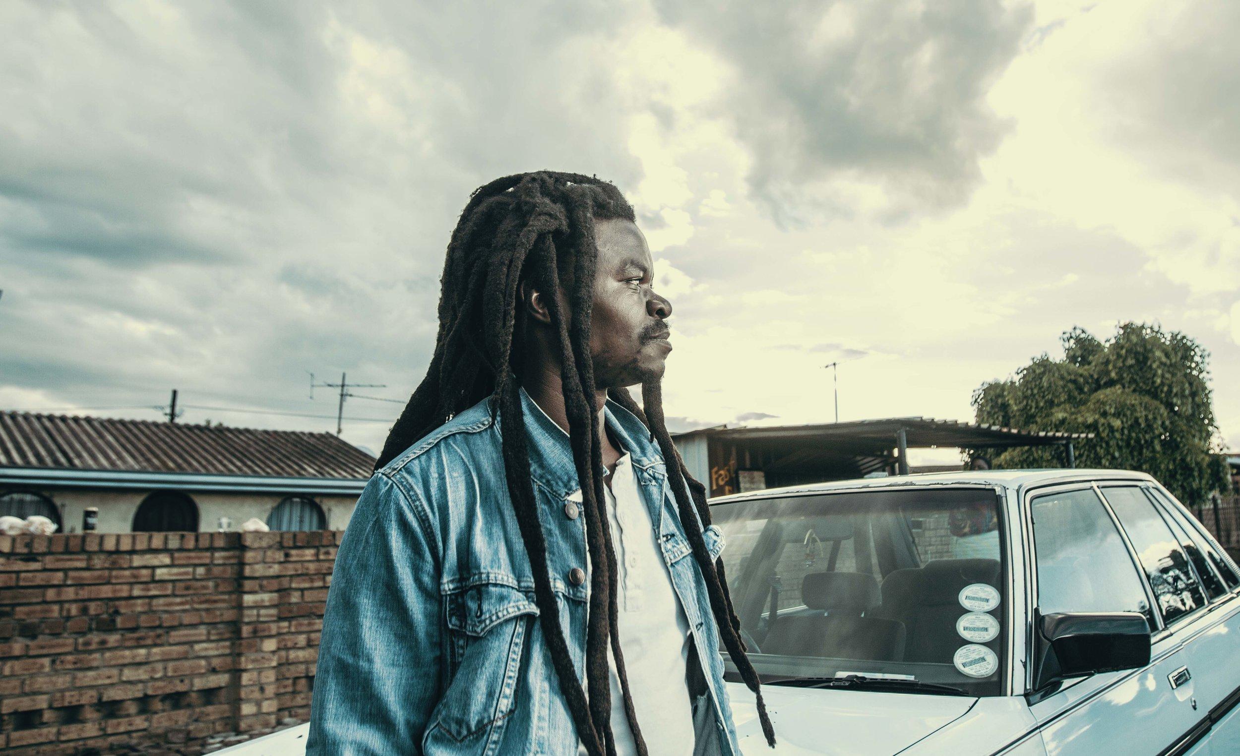 Happy Noko - Fashion Designer  Sharpeville©