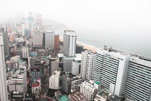 Backpacking in Busan, South Korea