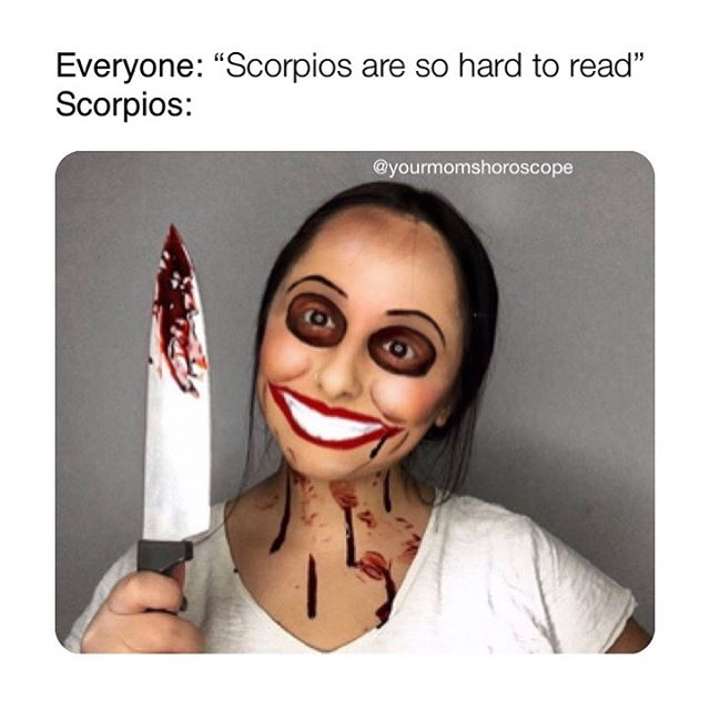 ♏️ HAPPY SCORPIO SEASON ♏️ Welcome to the afterlife!!!! 👻 Who here is a Scorpio? Are you close with Scorpios? My mom is a Scorpio sun, my brother is a Scorpio moon, & I'm an 8th house sun☠️💀 all the vibes🦂  Scorpio season is about deep, inner, & meta transformation. Scorpio is the depth of the ocean and the understanding of the sky ~ it moves deep, not fast. Scorpio season asks us to go to the parts of ourselves that may be in the shadows. The parts of ourselves that may be hidden. It asks us to understand and find intimacy with these parts of ourselves.  Check out my next post for more on the meaning of Scorpio season 🖤🖤🖤 • •  #sunsign #astrologylover #astrologyfacts #astrology #halloween #astrologysign #zodiacsigns  #capricorn #scorpio #leo #libra #aries #Aquarius #pisces #gemini #sagittarius #cancer #virgo #taurus #mercuryretrograde #zodiacs #astromemes #dailyhoroscope #zodiacmemes #horoscope #astrologyposts  #astrologyreadings #scorpioseason .