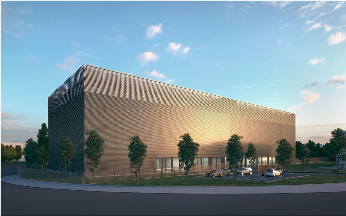 Data Centre Frankfurt