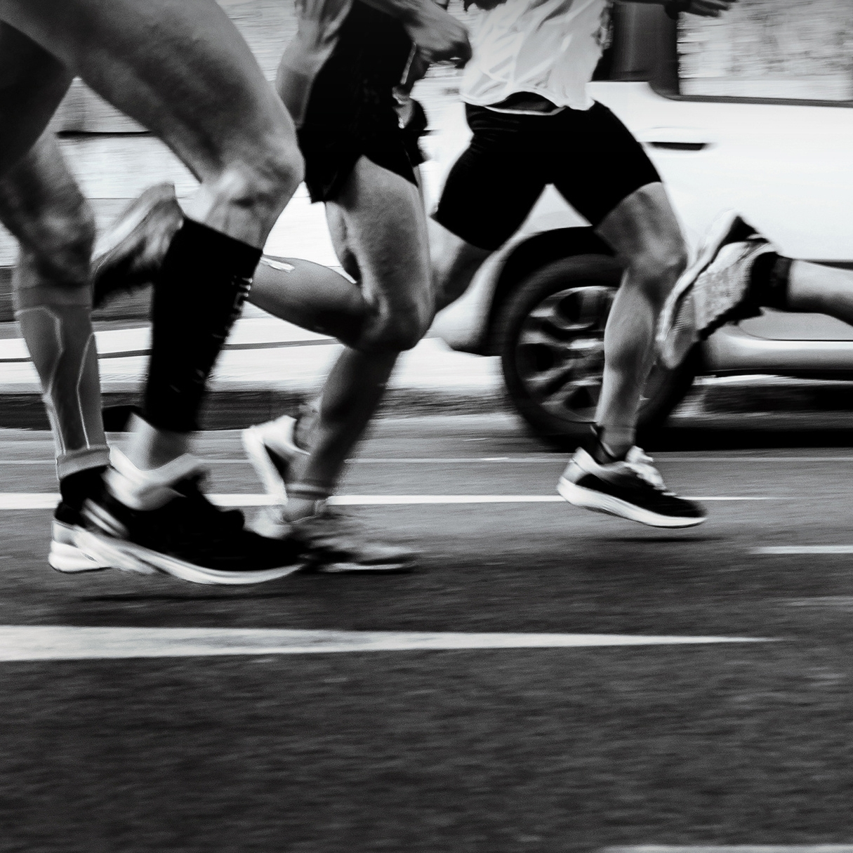 PICKING UP THE SPEED - Improve your PB timesDevelop explosive powerPrevent injury at higher speedsFIND OUT MORE