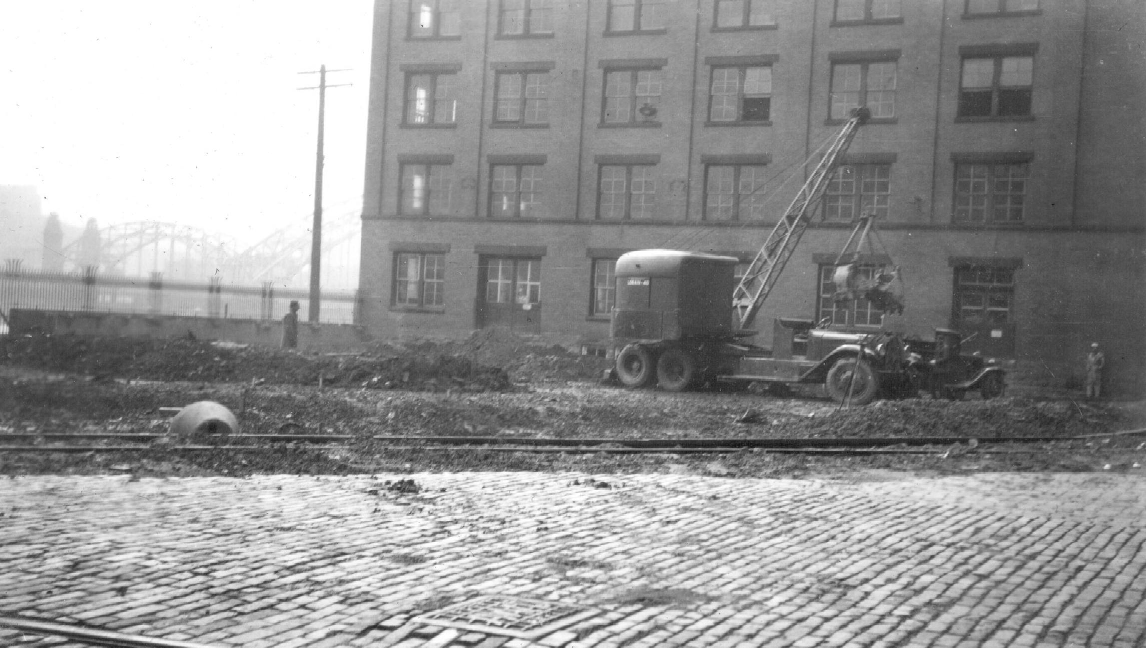 HJ Heinz Excavation