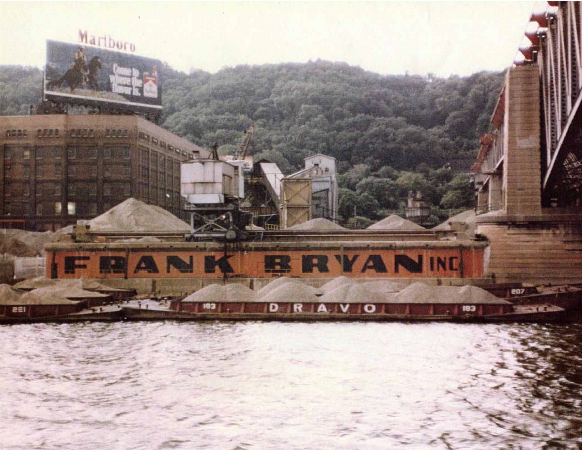 South Side River Landing - 1980s