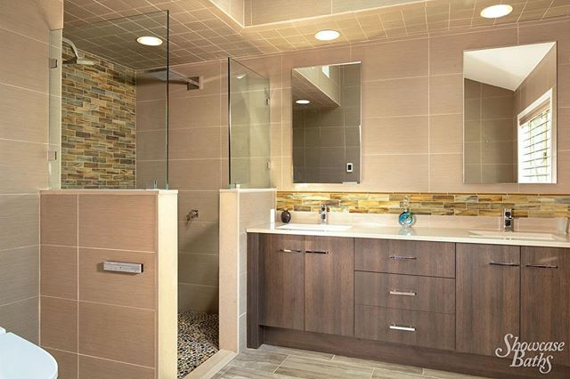 """Our designer helped us put all the tiles & color scheme together in ways we could not visualize"" -Client"