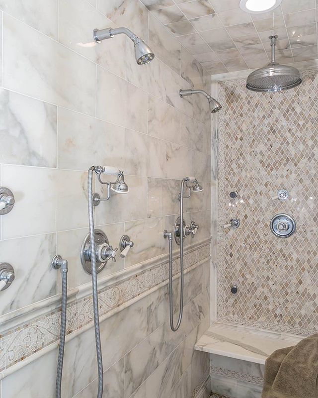 A dream shower!