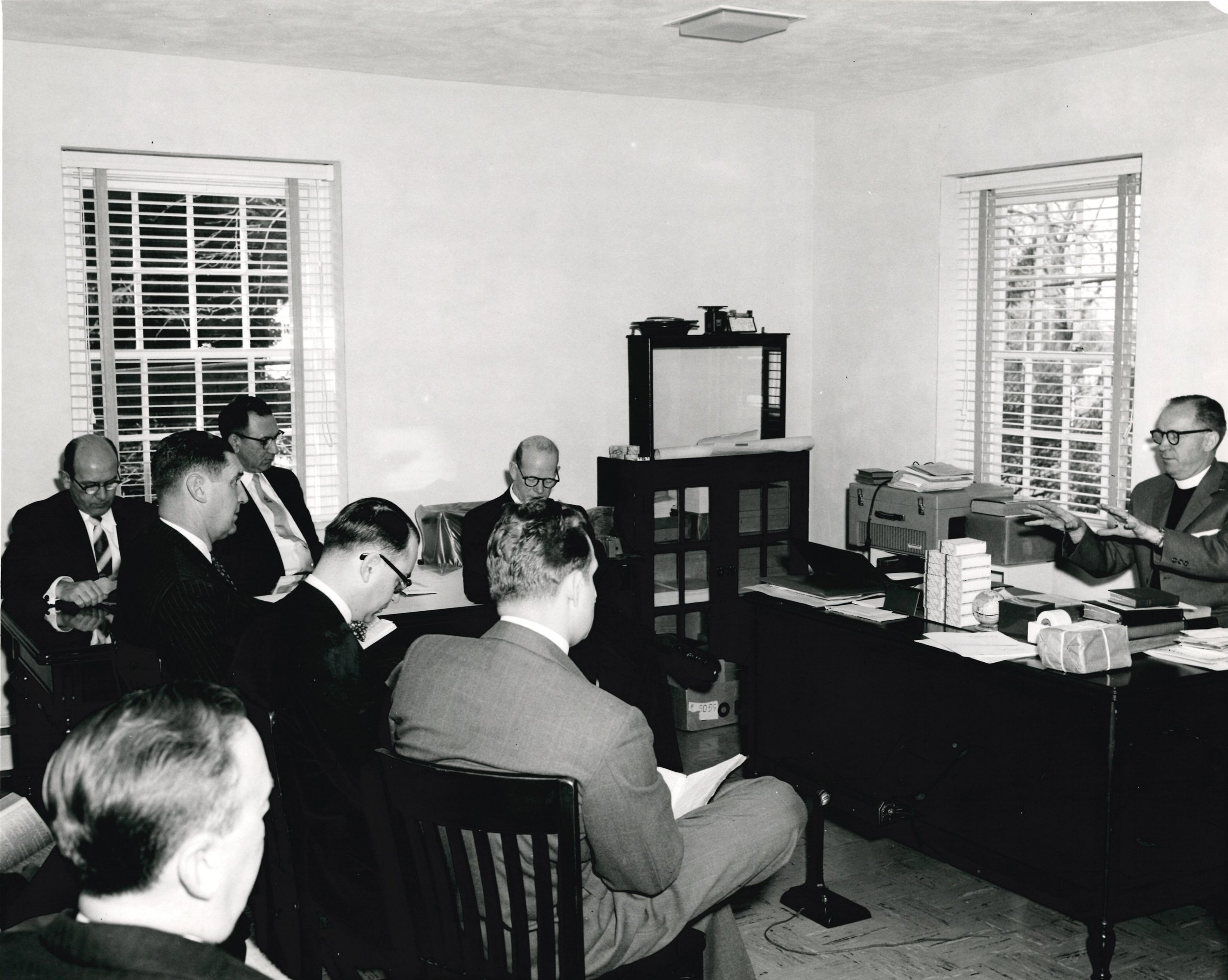 early mens study with rector.jpg