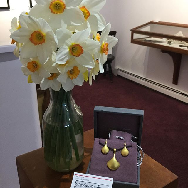 Surprise her for Mother's Day. We will have the perfect gift. Stop in and visit the gallery.