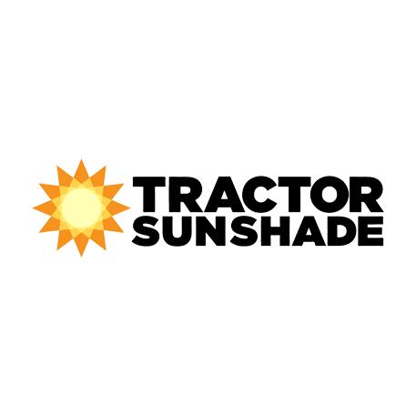 TRACTOR SUN SHADES - Tractor sun shades