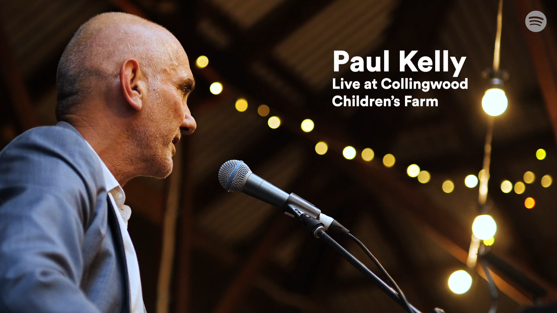 Paul Kelly: Live at Collingwood Children's Farm