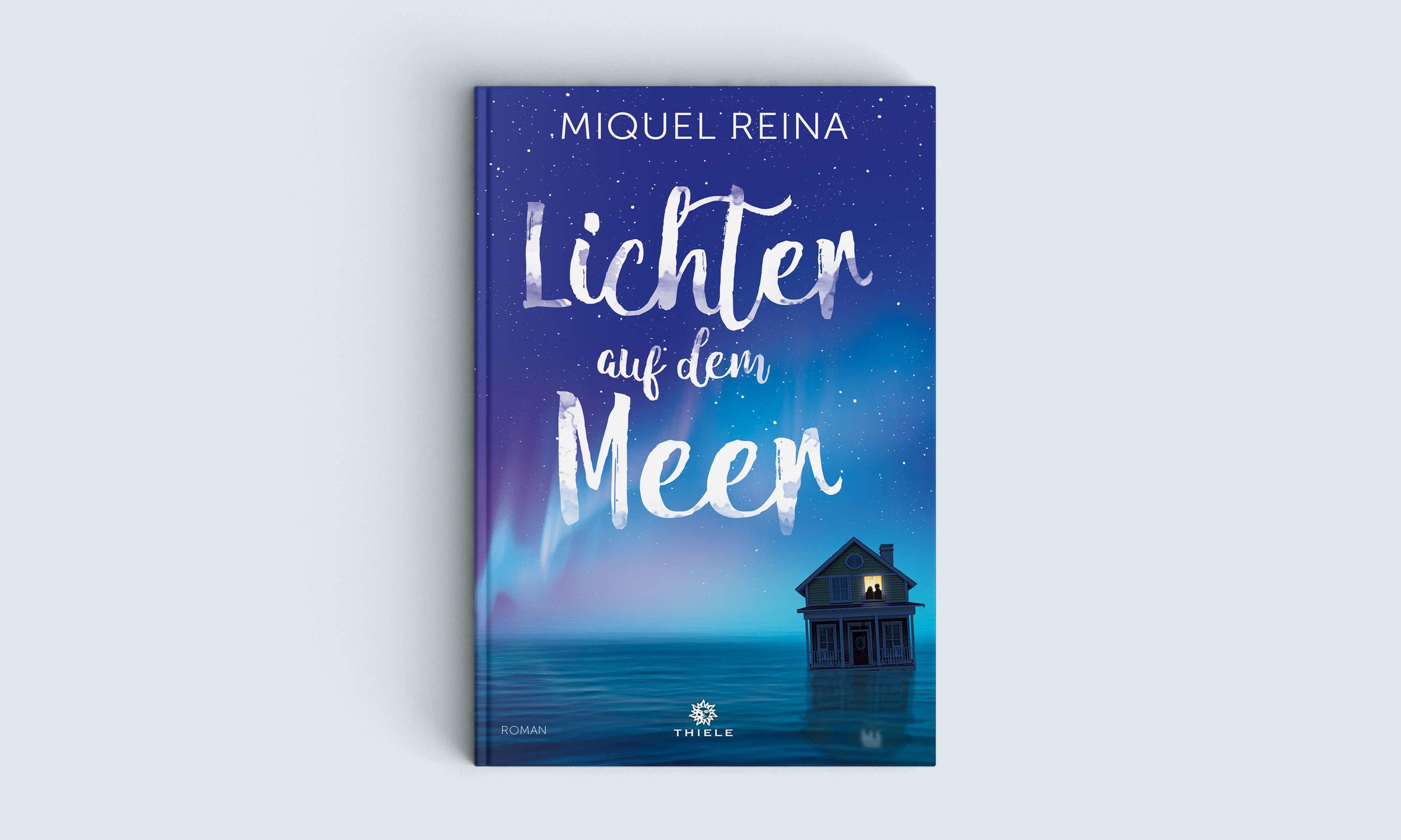 Lichter Auf Dem Meer Miquel Reina