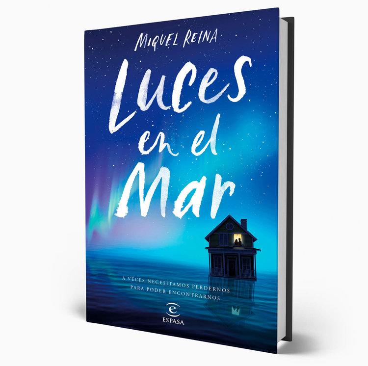 LUCES EN EL MAR English - Miquel Reina Book