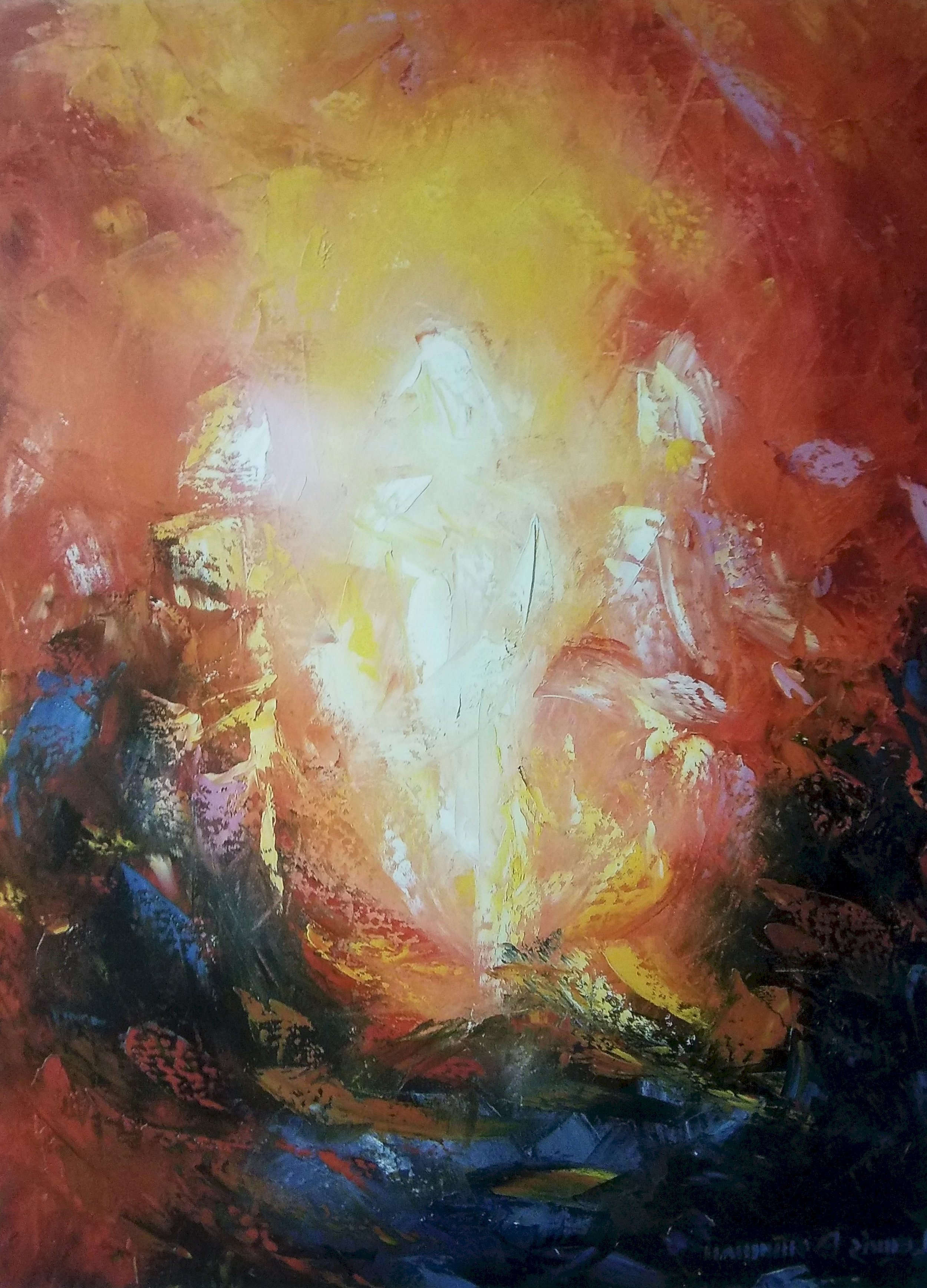 Transfiguration by Lewis Bowman