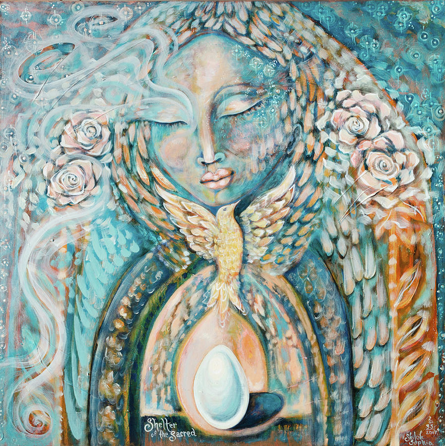 Shelter of the Sacred  by Shiloh Sophia McCloud
