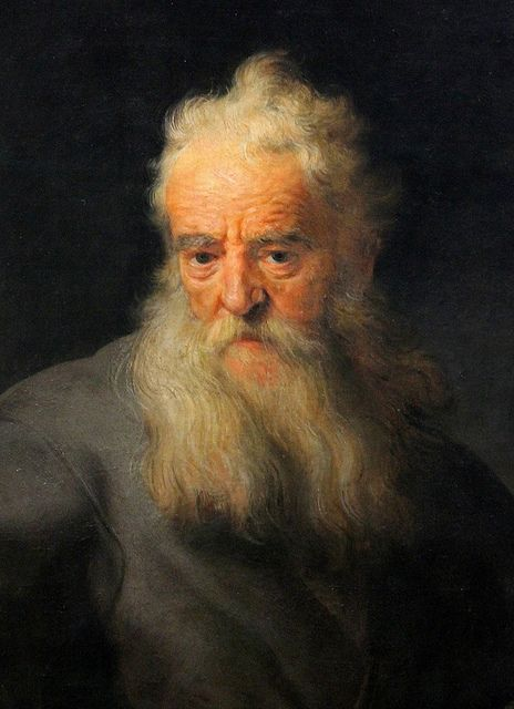 The Apostle Paul Rembrandt