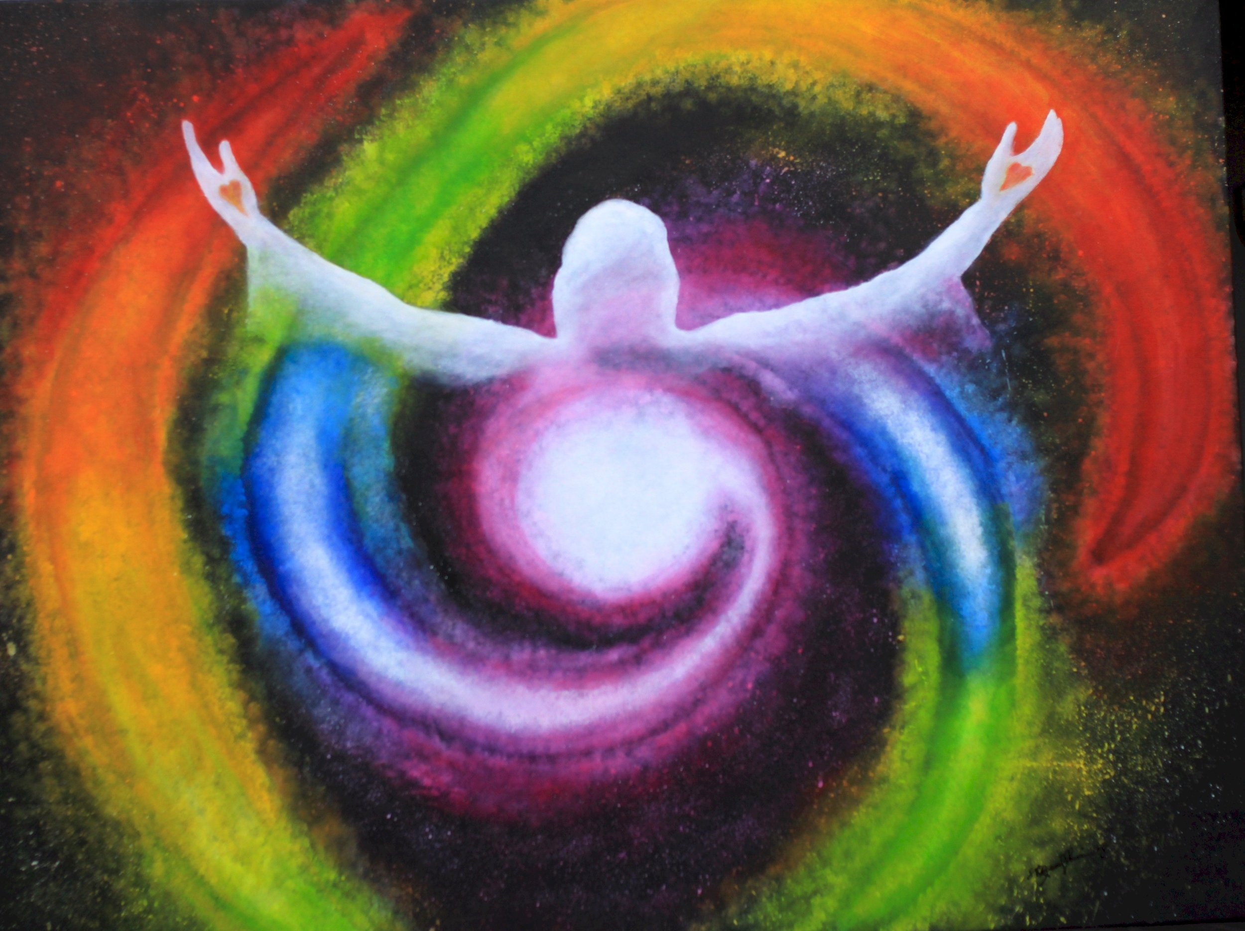 Cosmic Christ by Sister Rebecca Shinas