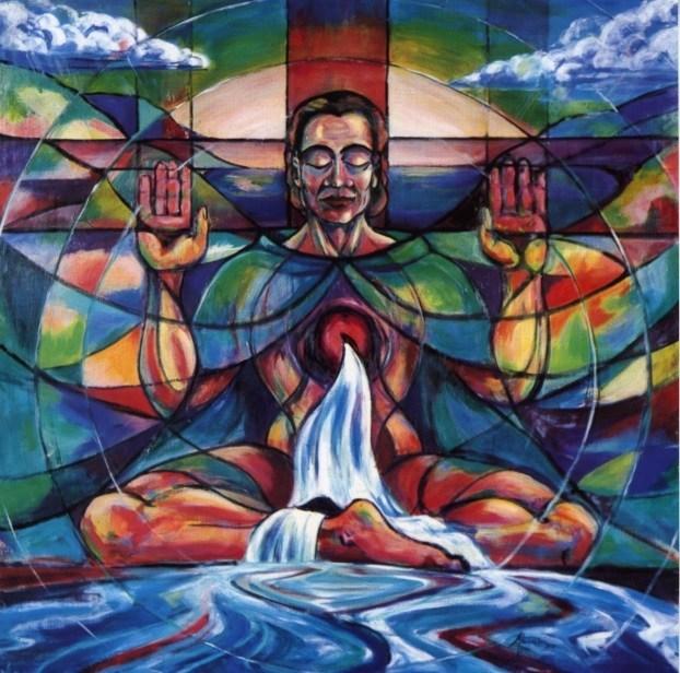 Cosmic Christ by Sr Annett Hanrahan