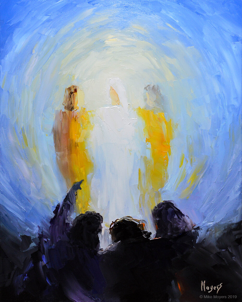 Transfiguration  by Mike Moyer