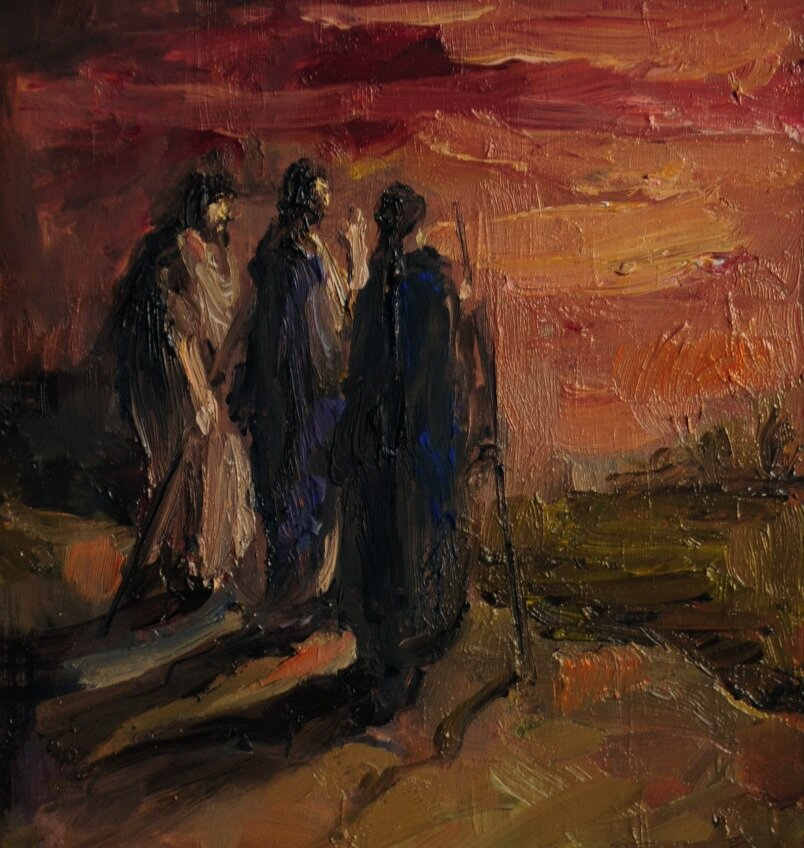Emmaus  by Coral Foret