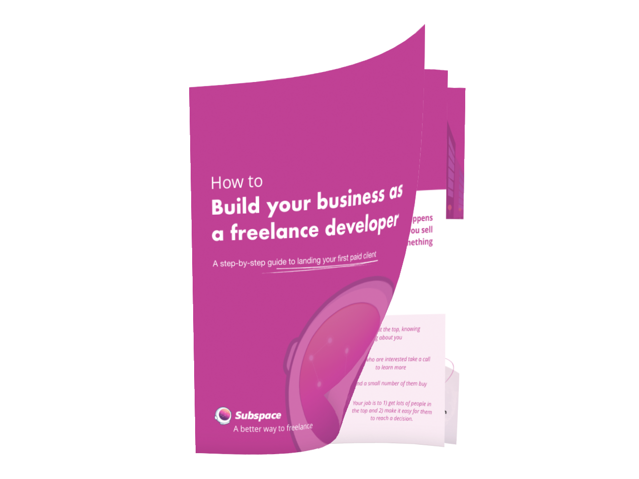 how to build your business as a freelance developer