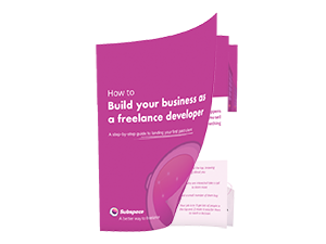build your business as a freelance developer