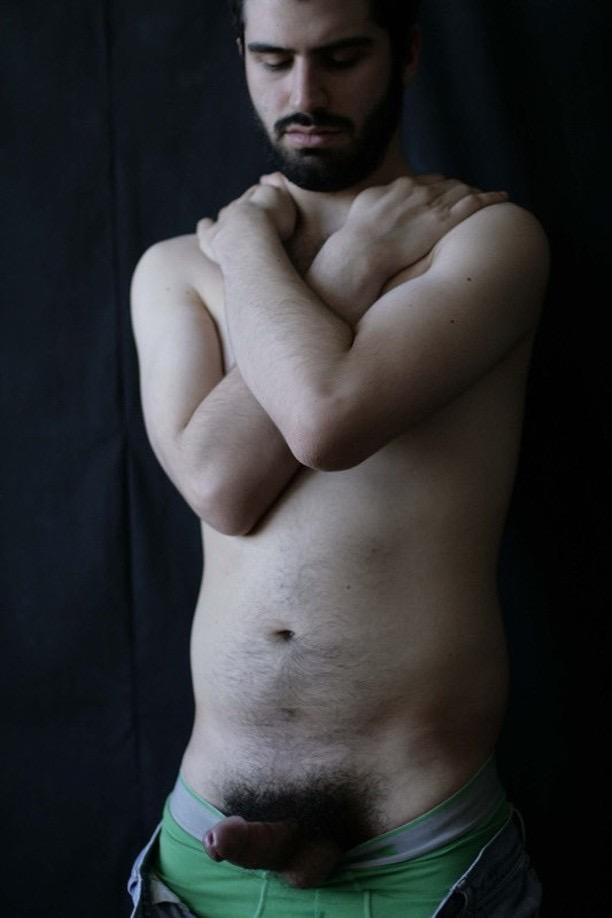 Model: Jude Ribisi  Photo by:  Robert Siegelman