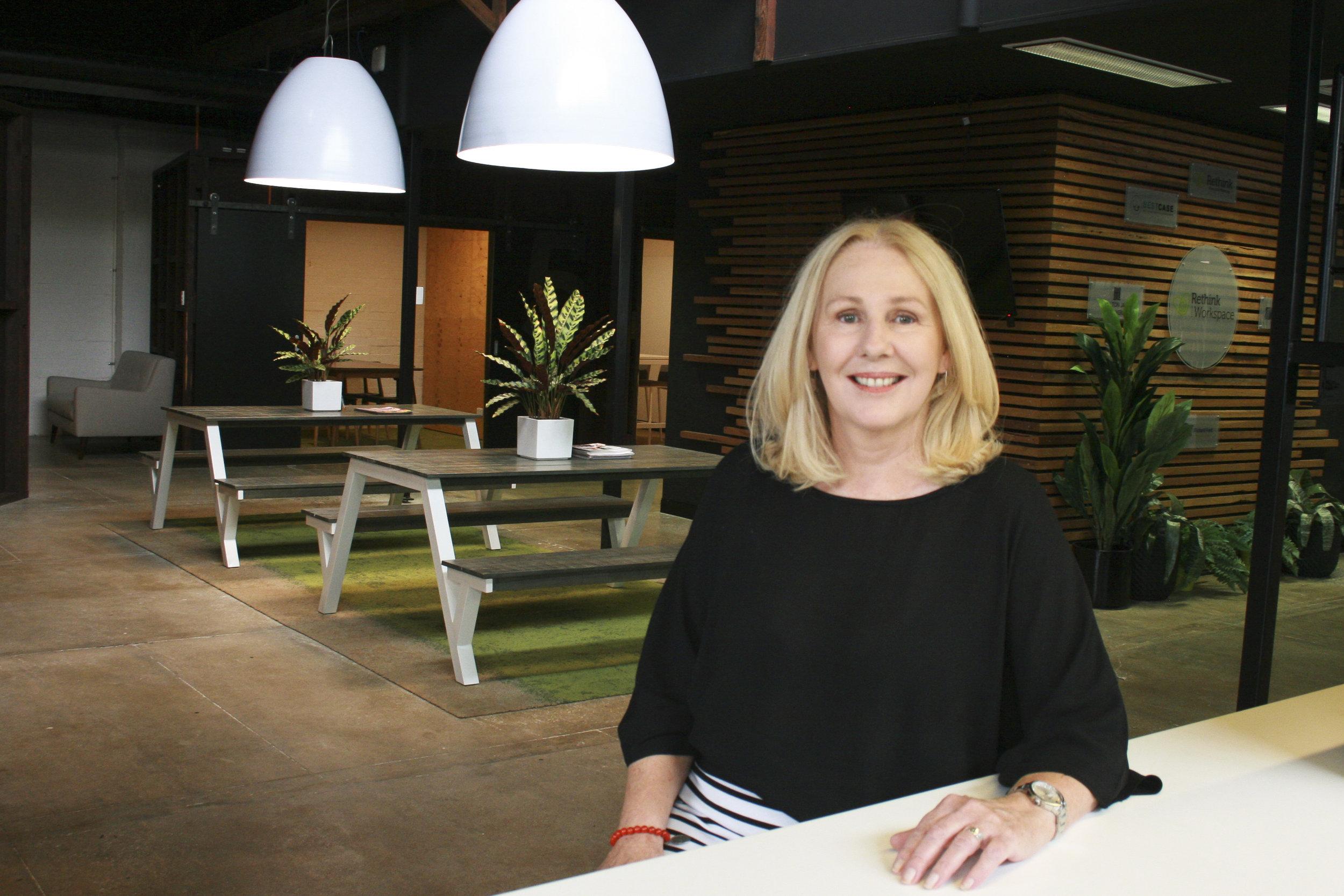 Glenys Mulholland - HR/Management