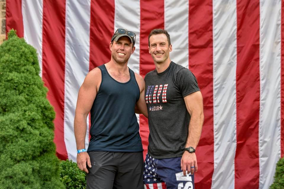 Clintonville Murph - The Clintonville Murph started in 2014 with a handful of gym members getting together to honor fallen veterans.